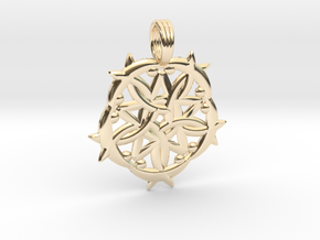 SOUND ELEMENTS in 14K Yellow Gold
