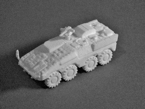 MG144-G02A Boxer Command Post in White Strong & Flexible