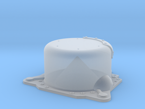1/43 Lenco 8.125 Inch Deep Bellhousing (With Start in Smoothest Fine Detail Plastic