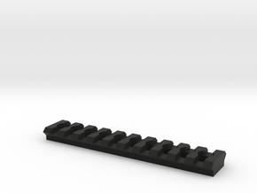 Freedom Arts G36 Mount Picatinny Rail in Black Natural Versatile Plastic