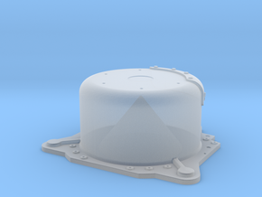 1/43 Lenco 8.125 Inch Deep Bellhousing (No Starter in Smoothest Fine Detail Plastic