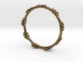 Bangle Design in Polished Bronze