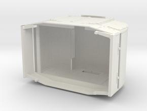 A-1-19-armoured-simplex1 in White Natural Versatile Plastic