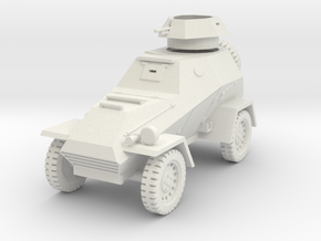 PV101 BA-64B Armored Car (1/48) in White Natural Versatile Plastic