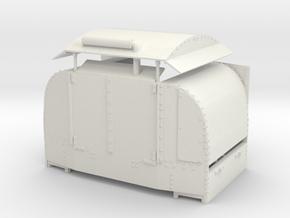 A-1-19-protected-simplex-one-door-open in White Natural Versatile Plastic