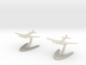 Fw 200 Condor in White Acrylic