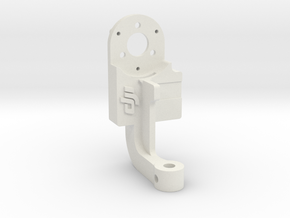 Upgraded Phantom 3 Gimbal Arm - Spare in White Natural Versatile Plastic