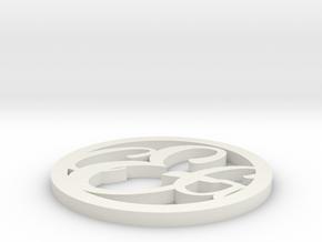 Model-39ef0f93e63045f0cd32c596ec993621 in White Natural Versatile Plastic