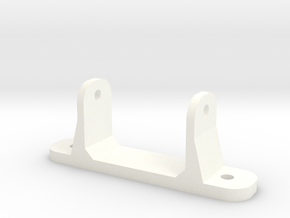 Minimalistic Emax Nighthawk 280 - Camera Mount in White Processed Versatile Plastic