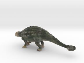 Replica Dinosaurs Ankylosaurus Full Color  in Full Color Sandstone