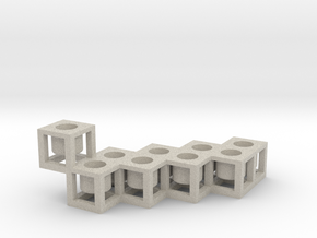 Framework menorah in Natural Sandstone