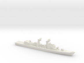 Audace-Class DDG (1989), 1/1800 in White Natural Versatile Plastic
