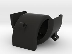 62,4x20s Twintire Mudguards in Black Natural Versatile Plastic