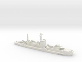 LCI(G) 1/700 scale in White Natural Versatile Plastic