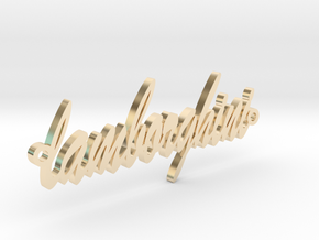lamborghini chain gold in 14K Yellow Gold