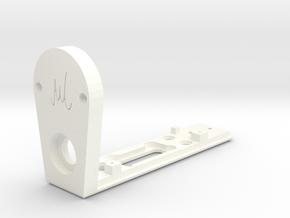 Lekir DNA200 (Frame) in White Processed Versatile Plastic