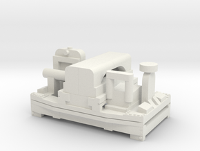 A-1-101-20hp-simplex-1a in White Strong & Flexible