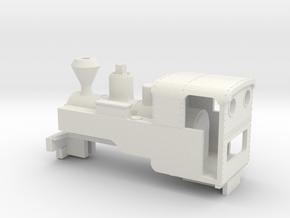 B-101-joffre-9ton-060-1a in White Natural Versatile Plastic