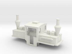 B-1-101-pechot-bourdon-1a in White Natural Versatile Plastic