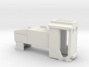 B-1-101-deutz-loco-1a in White Natural Versatile Plastic