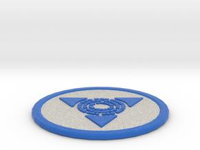 Azorious Coaster in Full Color Sandstone