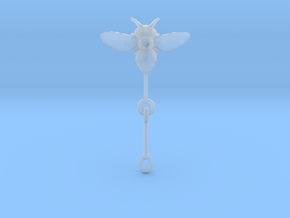 Long Stem Attract-Scent Bee• Plastics Only in Smooth Fine Detail Plastic