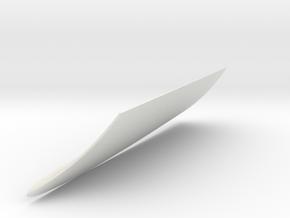 Winglet (Left) in White Strong & Flexible