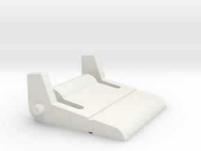Razer Chroma keyboard leg in White Natural Versatile Plastic