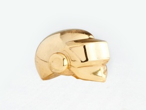 Thomas Cufflink - Right Sleeve in 18K Gold Plated