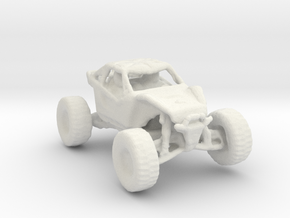1:64 scale YETI-XL  in White Natural Versatile Plastic