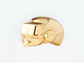 Thomas Cufflink - Left Sleeve in 18K Gold Plated