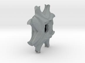 015_art in Polished Metallic Plastic