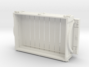 A-1-12-wdlr-a-class-open-fold-sides-wagon1c in White Natural Versatile Plastic