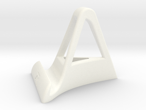 PhongStand(1) in White Strong & Flexible Polished