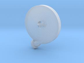 B-Schlauch Einfach Gerollt 1x in Smooth Fine Detail Plastic