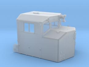 CB0011 GOT GP40-2L AS BUILT 1/87.1 in Smoothest Fine Detail Plastic