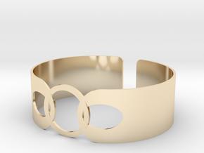 Link Bracelet in 14K Yellow Gold
