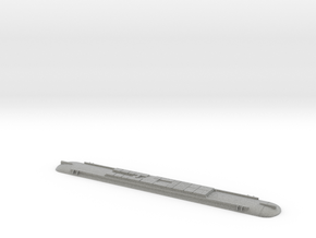 RBe SBB Dach v3 Scale TT 1/120 1:120 1-120 in Metallic Plastic