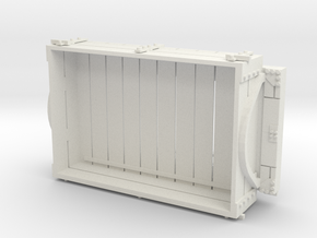 A-1-24-wdlr-a-class-open-fold-sides-wagon1c in White Natural Versatile Plastic
