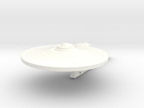 Saladin Class Refit in White Processed Versatile Plastic