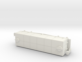 A-1-87-wdlr-h-wagon-body-plus in White Natural Versatile Plastic