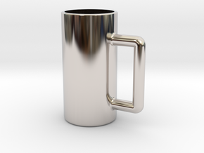 Excessive drinking cup in Platinum