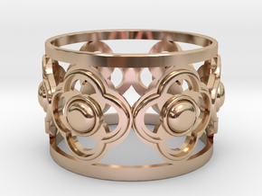 104102210 Bracelet in 14k Rose Gold