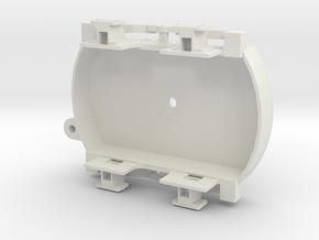 A-1-24-pechot-bogie-1a in White Natural Versatile Plastic