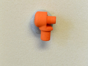 PRHI Solid Arm/Leg - Wrist/Ankle (L/R) in Orange Processed Versatile Plastic