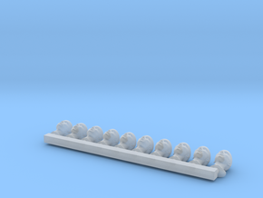 V6SEHeads 1x35scaled in Smooth Fine Detail Plastic
