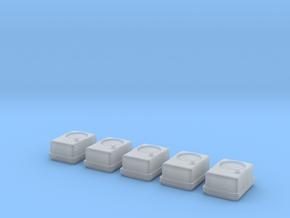 1/18 USN Gauges Rv1 in Smooth Fine Detail Plastic
