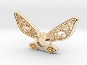 Navi Pendant in 14k Gold Plated Brass