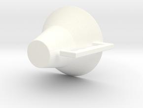 104102206蔡瀚強杯子 in White Strong & Flexible Polished
