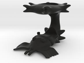 Cands3 in Black Natural Versatile Plastic